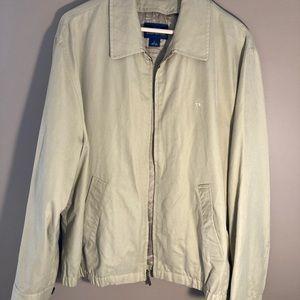 Brooks Brothers beige jacket